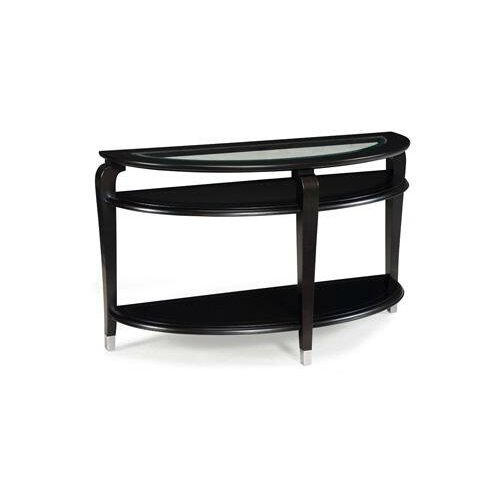 Harper Demilune Console Table