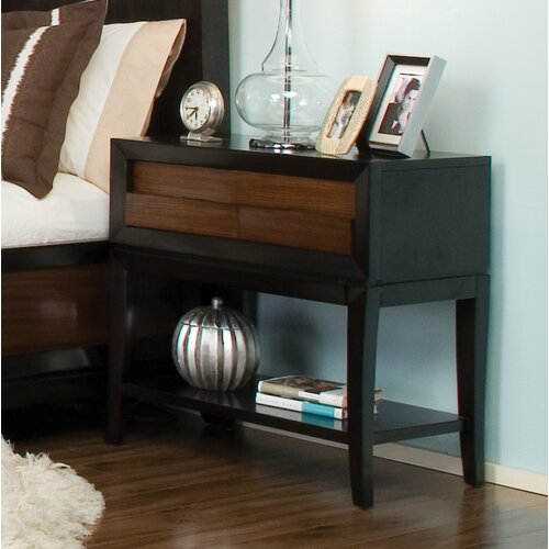 Magnussen Furniture Urban Safari 2 Drawer Nightstand