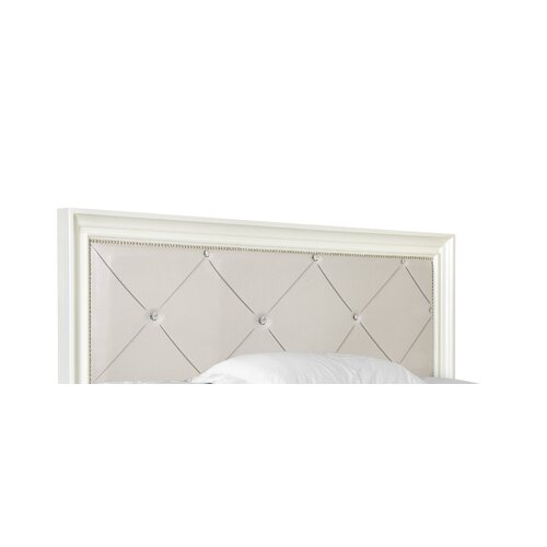 Diamond Panel Headboard