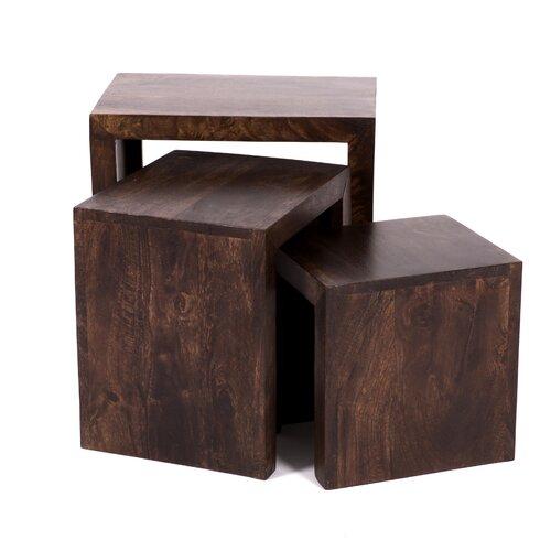 Prestington Chiyoda 3 Piece Nest of Tables