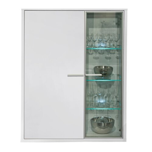 All Home Game Wall Mounted Display Cabinet