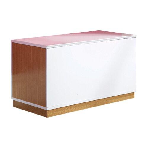 Homestead Living Aliso Wooden Blanket Box