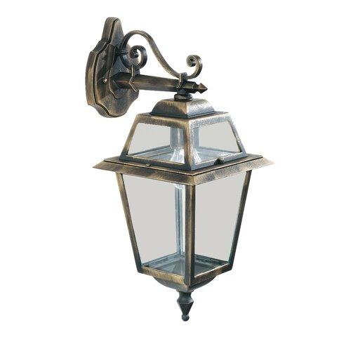 House Additions Nayar 1 Light Semi-Flush Wall Light