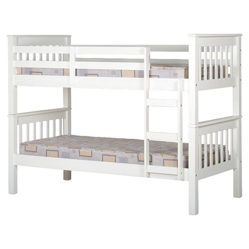 all home kelly single bunk bed reviews wayfair uk