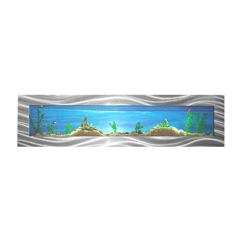 Bayshore Aquarium Panoramic Aquarium Tank
