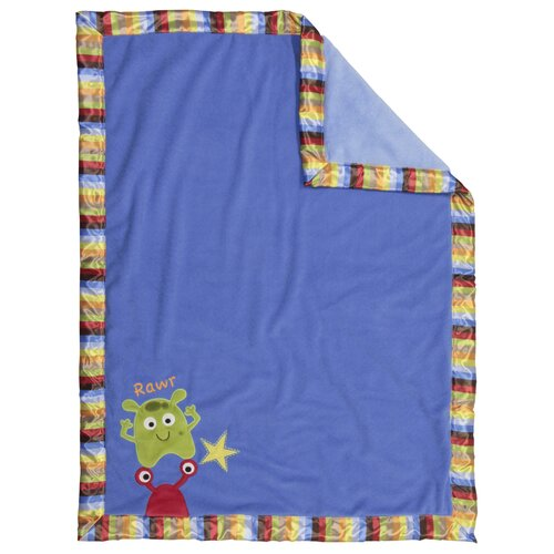 Banana Fish Baby Monster Blanket