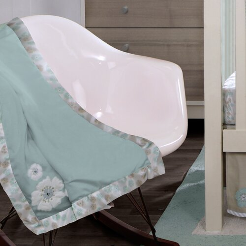 MiGi Fun Floral Blanket