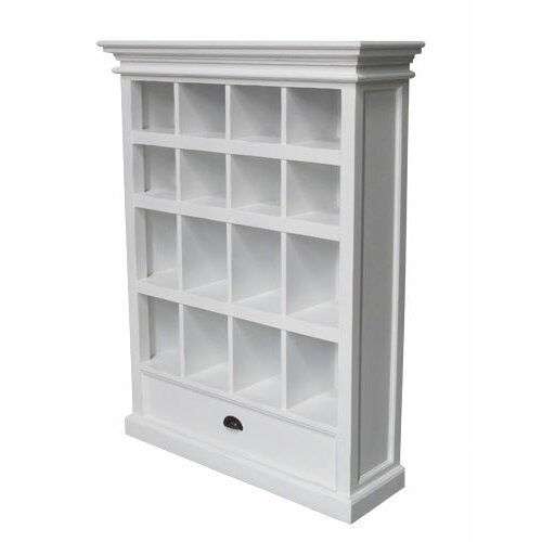 "Infinita Corporation Halifax 51.25"" Bookcase"