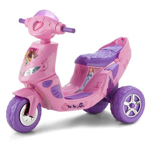 Kid Trax Princess Twinkling Scooter Amp Reviews Wayfair