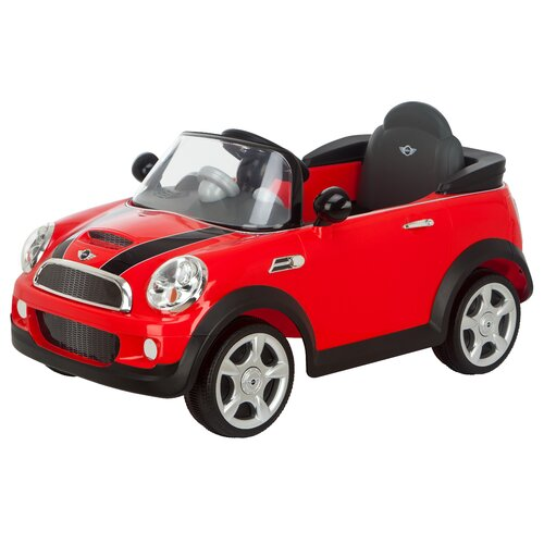 Kid Trax Mini Cooper 6V Battery Powered Car