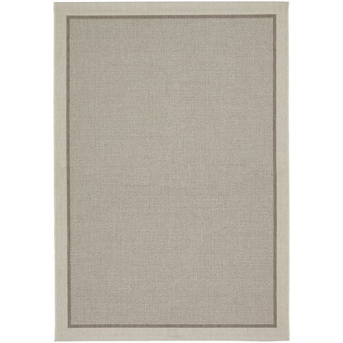 Couristan Tides Freeport Beige Cocoa Indoor/Outdoor Rug