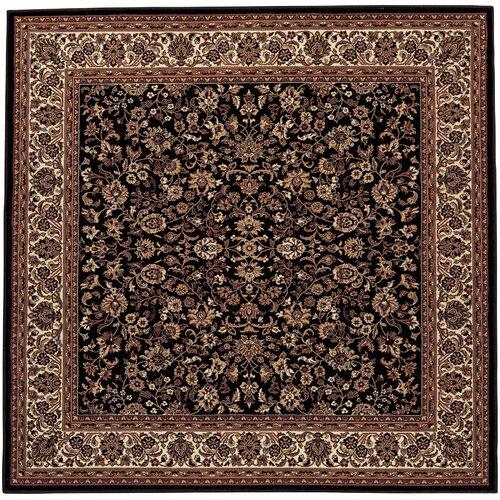 Everest Isfahan Black Rug