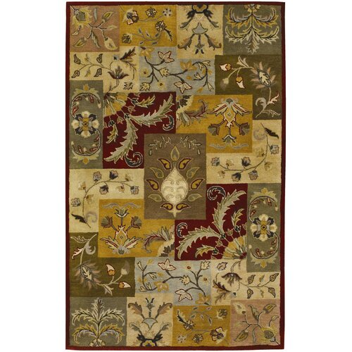 Couristan Castello Multi Aragon Rug
