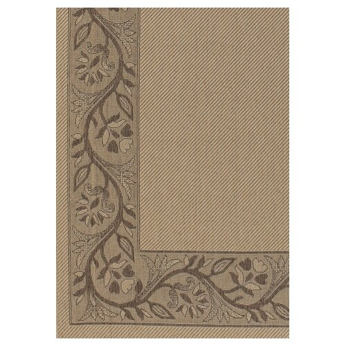 Couristan Five Seasons Tuscana Cream/Brown Rug