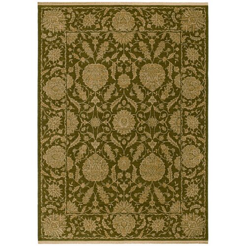 Shaw Rugs Antiquities Wilmington Olive Rug