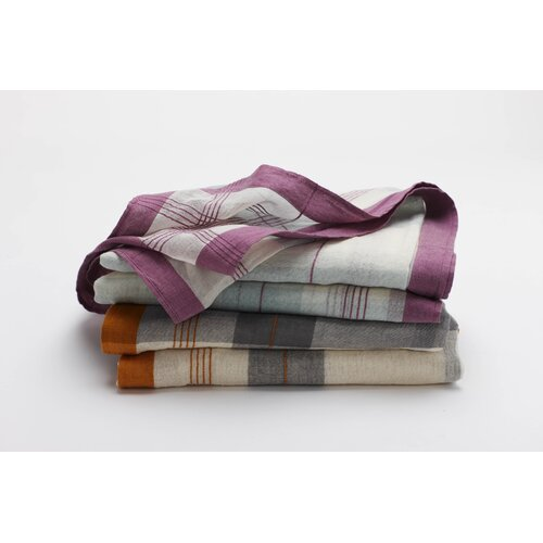 Muslin Organic Cotton Swaddling Blanket (Set of 2)