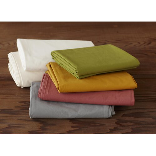 Coyuchi Percale 220 Thread Count Sheet Set