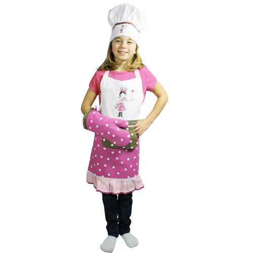 Mini 3 Piece Apron Set