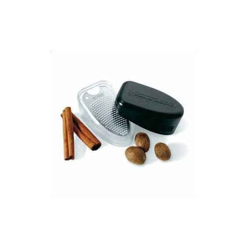 Microplane Specialty Nutmeg Grater and Shaker