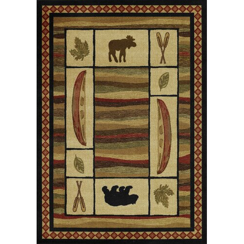 Expedition Novelty Rug