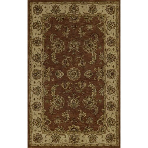 Jewel Copper Rug