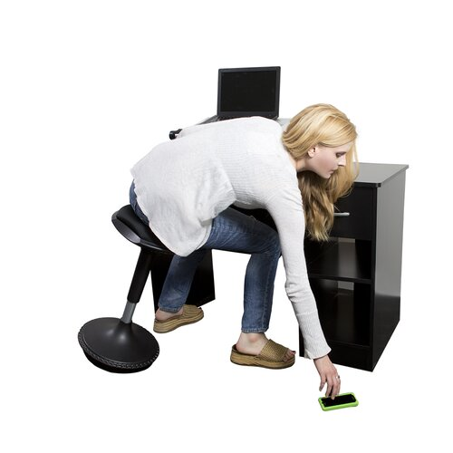 Uncaged Ergonomics Wobble Stool Ergonomic Office And Bar