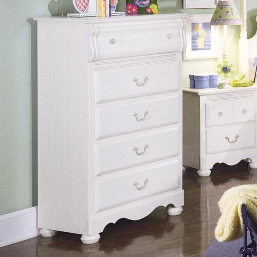 Standard Furniture Diana 5 Drawer Chest