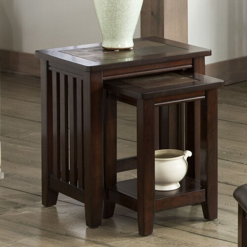 Napa Valley 2 Piece Nesting Tables