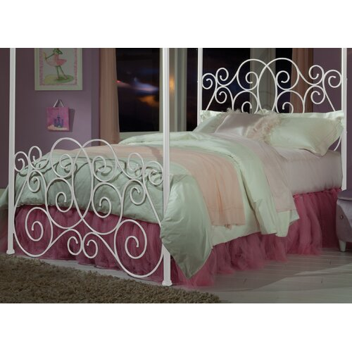 Standard Furniture Princess Canopy Bed Amp Reviews Wayfair