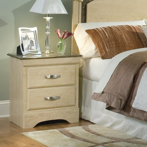 Coronado Standard 2 Drawer Nightstand