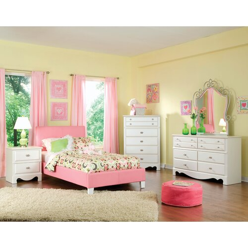 Standard Furniture Spring Rose 5 Drawer Chest