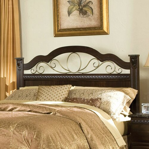 Standard Furniture Sorrento Panel Headboard