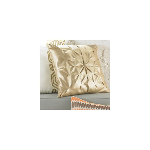 Hazan Venus Ruching Decorative Pillow