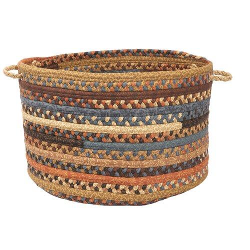 Colonial Mills Olivera Soft Black Utility Basket