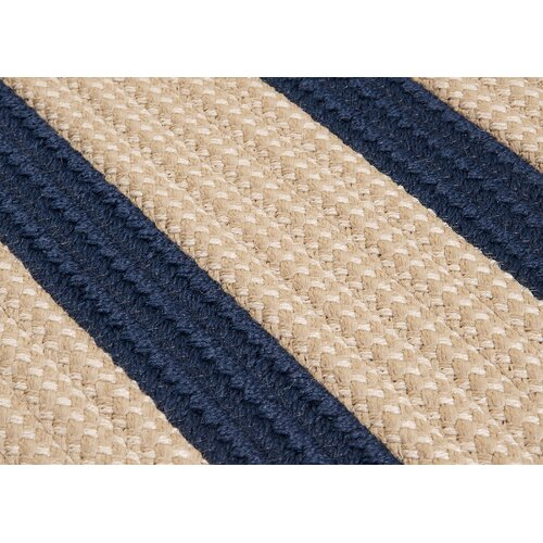 Boat House Navy Sample Swatch