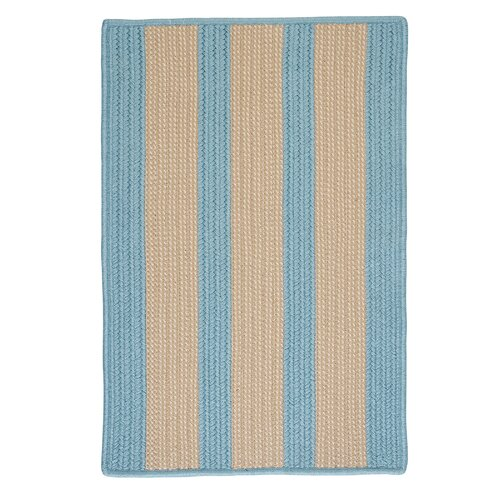 Boat House Light Blue Indoor/Outdoor Rug