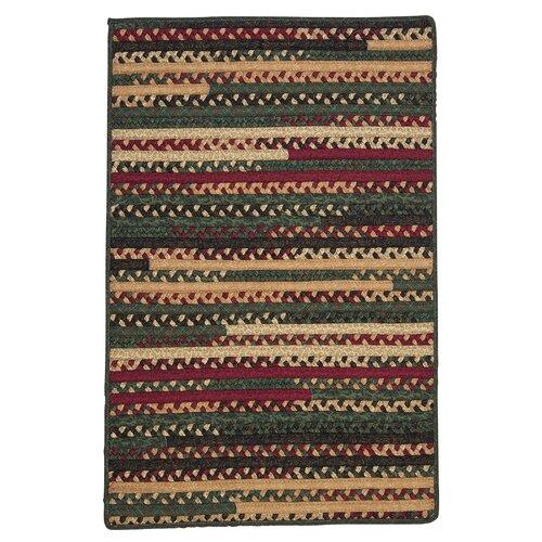 Market Mix Rectangle Winter Rug