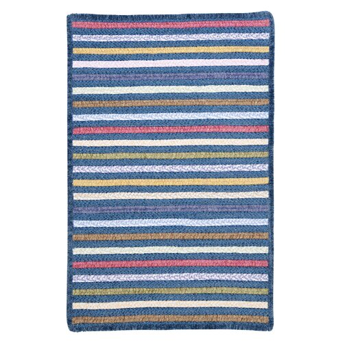 Seascape Morning Dew Striped Rug
