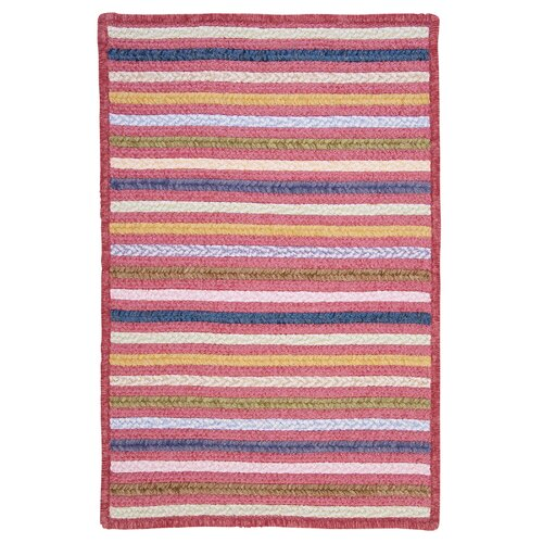 Seascape Blossom Striped Rug