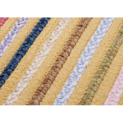 Colonial Mills Seascape Gingerlily Striped Rug