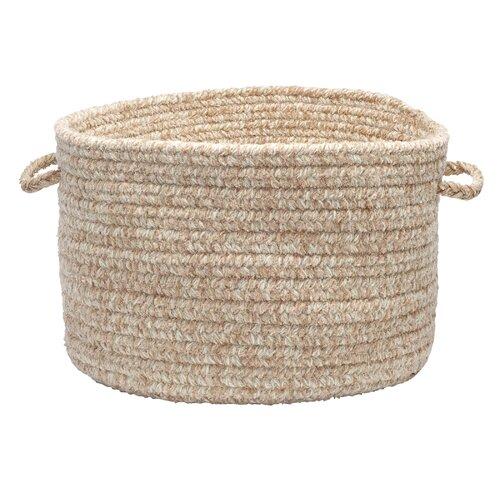 Texture Woven Utility Basket