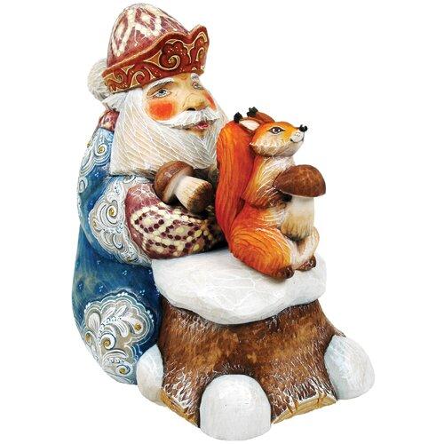Save for Winter Santa Figurine