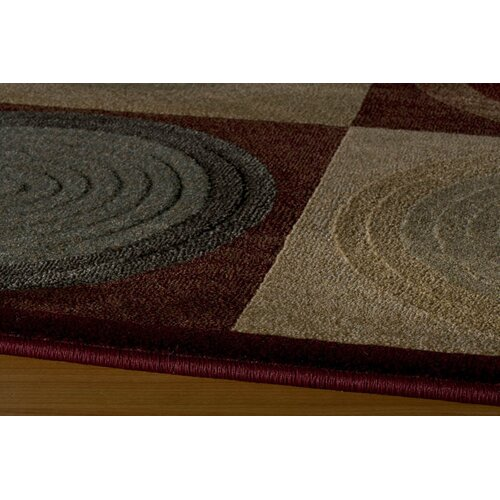 Momeni Dream Red Multi Rug