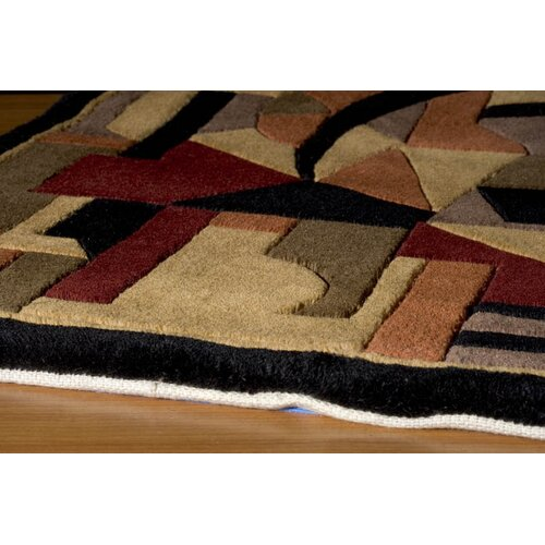 Momeni New Wave Pomegranate Rug