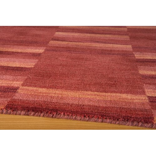 Momeni Gramercy Red Area Rug