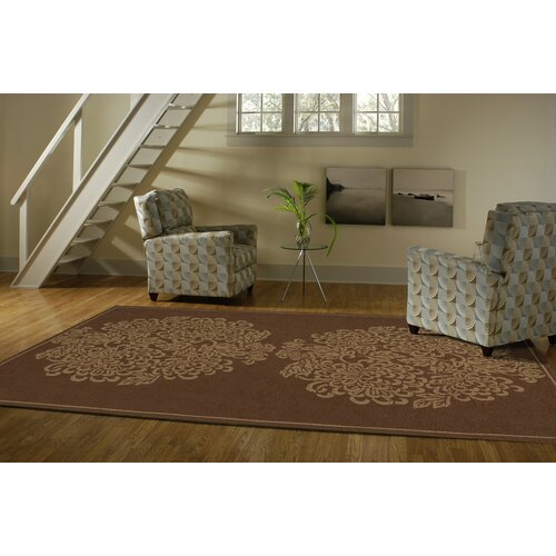 Momeni Veranda Brown Outdoor Rug