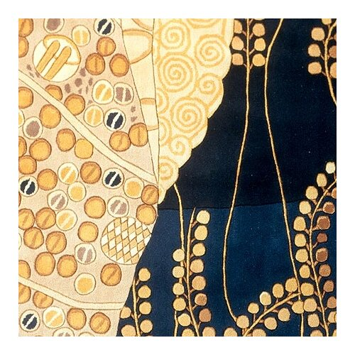 Momeni New Wave IV Blue/Tan Rug