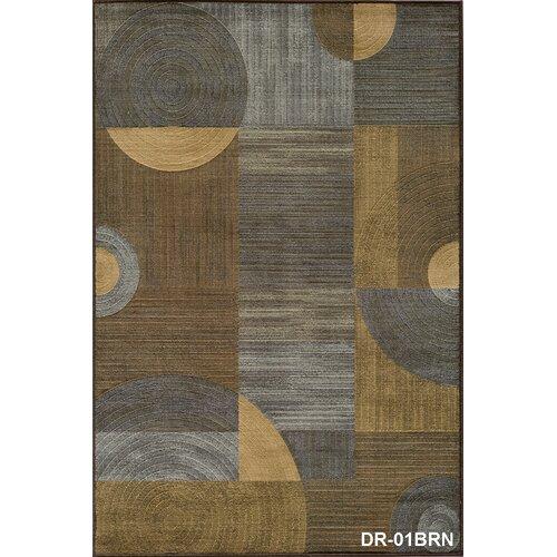 Dream Brown/Gray Rug