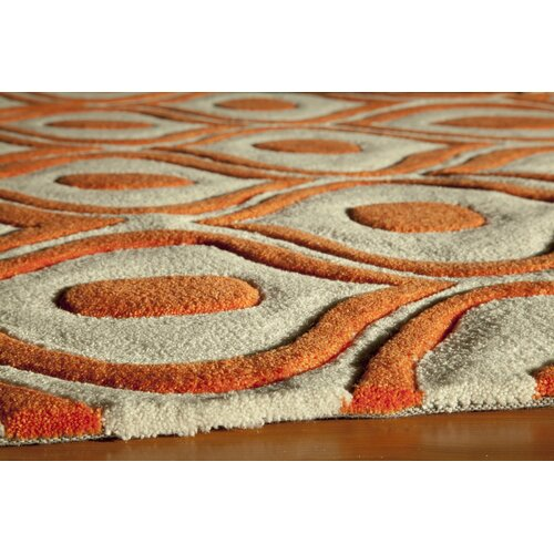 Momeni Bliss Orange Area Rug Amp Reviews Wayfair