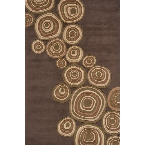 Momeni New Wave Earth Rug